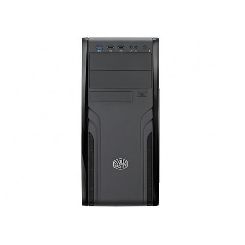 Cooler Master CM Force 500 Midi Tower Noir photo du produit  L