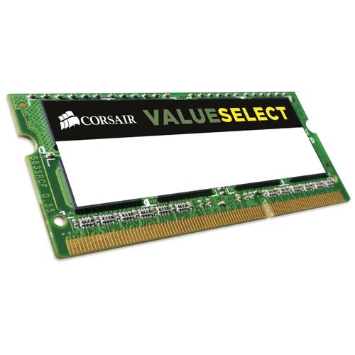 Corsair 8GB DDR3L 1333MHZ module de mémoire 8 Go 1 x 8 Go DDR3 photo du produit