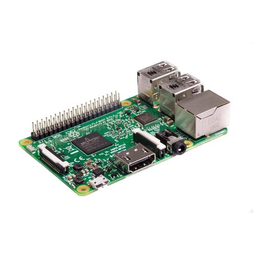 Raspberry Pi 3 Model B carte de développement 1200 MHz photo du produit