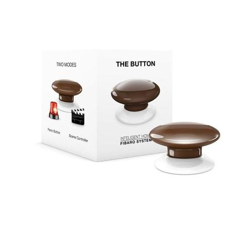 Fibaro The Button Bouton d'alarme Sans fil photo du produit