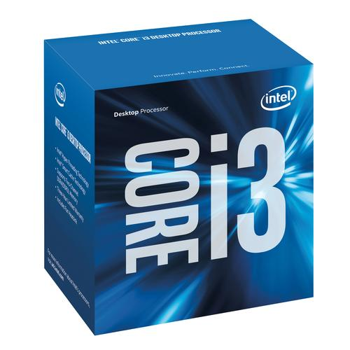 Intel Core i3-7100 processeur 3,9 GHz Boîte 3 Mo Smart Cache photo du produit