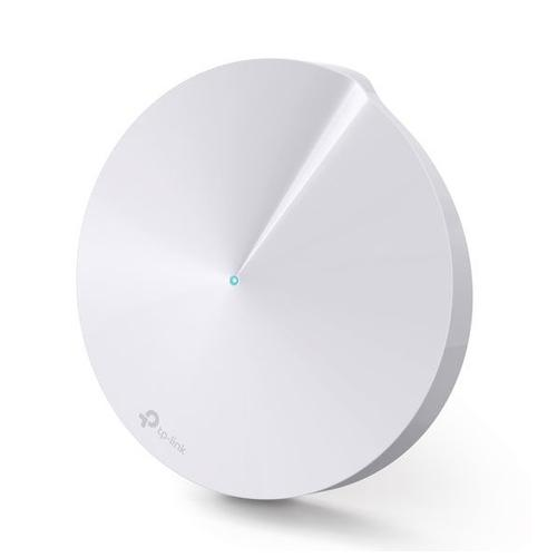 TP-Link DECO M5 1-pack Home Mesh Wi-Fi System Dual-band (2.4 GHz / 5 GHz) Blanc photo du produit