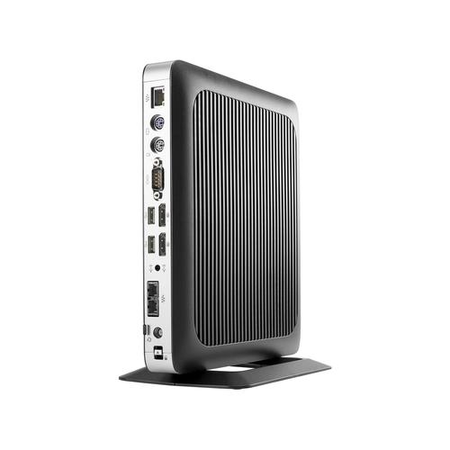 HP t630 2 GHz GX-420GI Argent 1,52 kg photo du produit  L