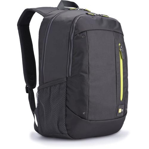 "Case Logic Jaunt WMBP-115 Anthracite sacoche d'ordinateurs portables 39,6 cm (15.6"") Étui sac à dos photo du produit"