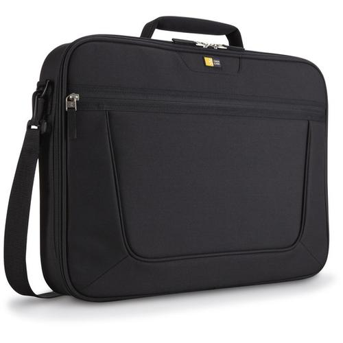 "Case Logic VNCI-215 Black sacoche d'ordinateurs portables 39,6 cm (15.6"") Sac Messenger Noir photo du produit"