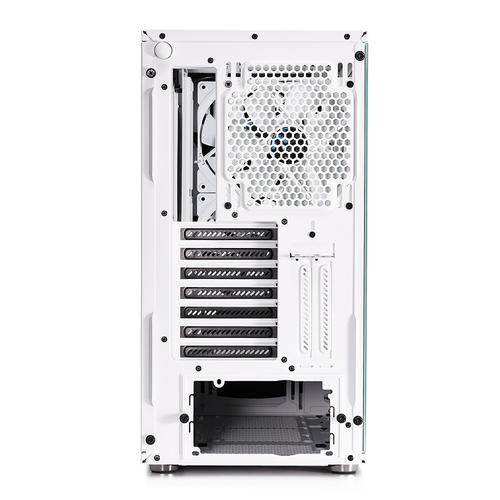 Fractal Design Define S2 TG Boîtier Midi-tour Blanc photo du produit  L