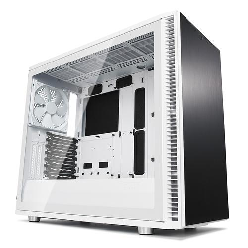 Fractal Design Define S2 TG Boîtier Midi-tour Blanc photo du produit