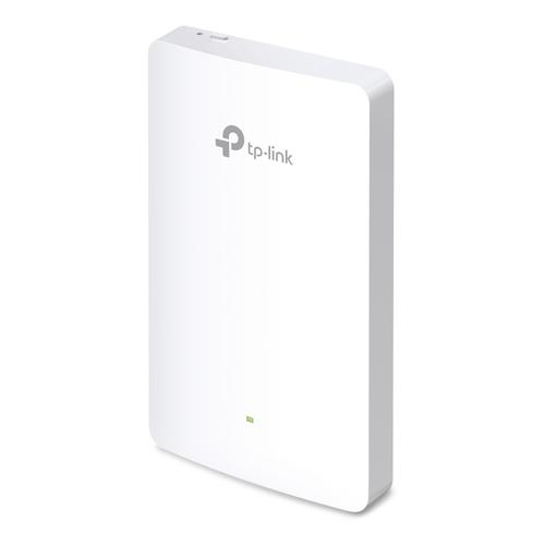 TP-Link EAP225 Wall WLAN point d'accès Dual-band (2.4 GHz / 5 GHz) Power over Ethernet (PoE) Blanc photo du produit