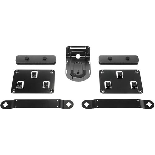 Logitech Rally Mounting Kit Montage sur table Noir photo du produit