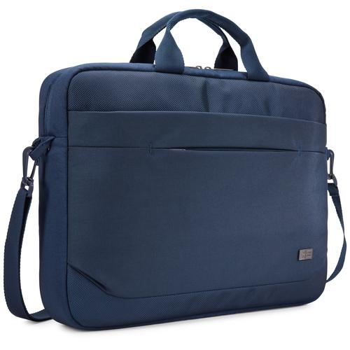 "Case Logic Advantage ADVA-116 Dark Blue sacoche d'ordinateurs portables 39,6 cm (15.6"") Sac Messenger Bleu photo du produit"