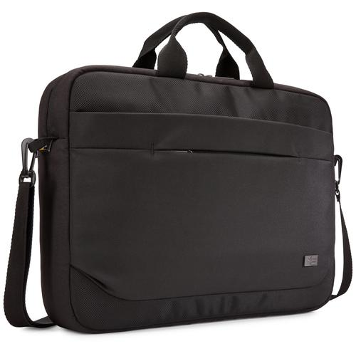 "Case Logic Advantage ADVA-116 Black sacoche d'ordinateurs portables 39,6 cm (15.6"") Sac Messenger Noir photo du produit"