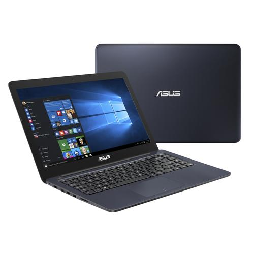 "ASUS F402YA-GA136TS-BE Ordinateur portable Bleu 35,6 cm (14"") 1366 x 768 pixels AMD série E2 de 7e génération 4 Go DDR3L-SDRAM 64 Go eMMC Wi-Fi 5 (802.11ac) Windows 10 S photo du produit"