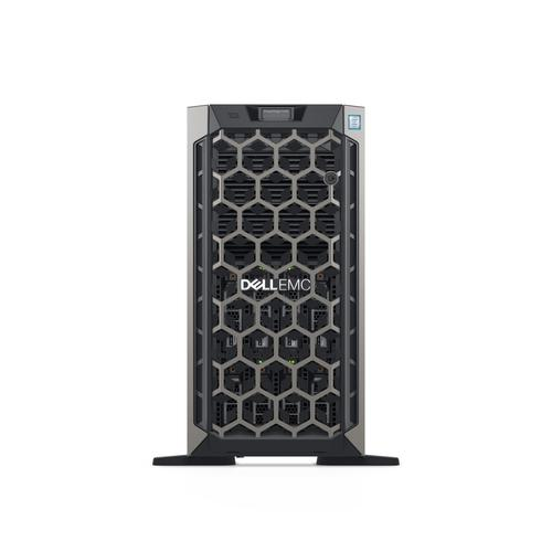 DELL PowerEdge T440 serveur Intel® Xeon® Silver 2,1 GHz 16 Go DDR4-SDRAM Tour (5U) 495 W photo du produit