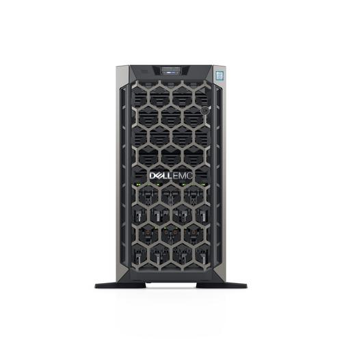 DELL PowerEdge T640 serveur Intel® Xeon® Silver 2,2 GHz 32 Go DDR4-SDRAM Tour (5U) 750 W photo du produit