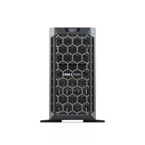 DELL PowerEdge T640 serveur Intel® Xeon® Silver 2,2 GHz 16 Go DDR4-SDRAM Tour (5U) 750 W photo du produit