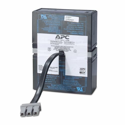 APC RBC33 Batterie de l'onduleur Sealed Lead Acid (VRLA) photo du produit