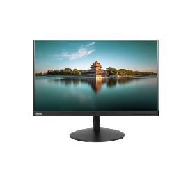 "Lenovo ThinkVision T24i LED display 60,5 cm (23.8"") Full HD Mat Noir photo du produit"