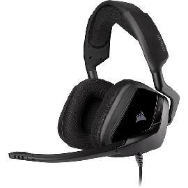 Corsair VOID ELITE SURROUND Casque Arceau Noir photo du produit