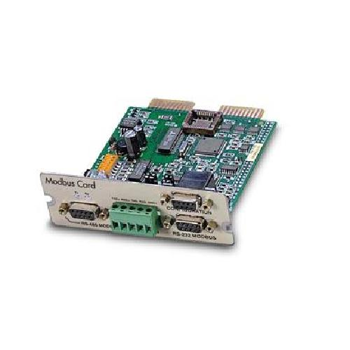 Eaton X-Slot ModBus Adapter carte et adaptateur d'interfaces Série Interne photo du produit