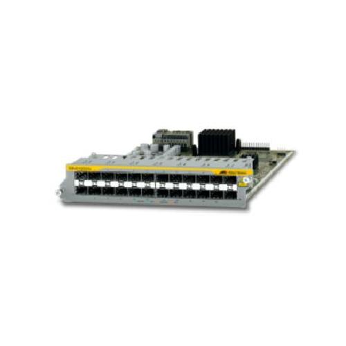 Allied Telesis AT-SBx81GS24a module de commutation réseau Gigabit Ethernet photo du produit
