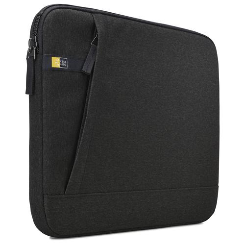 "Case Logic Huxton HUXS-113 Black sacoche d'ordinateurs portables 33,8 cm (13.3"") Housse Noir photo du produit"