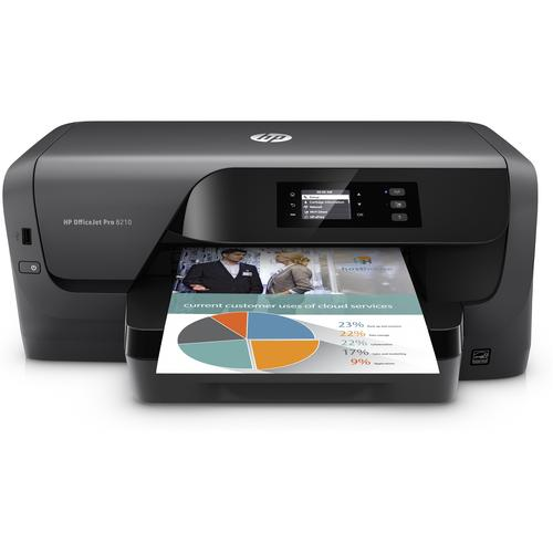 HP Officejet Pro 8210 imprimante jets d'encres Couleur 2400 x 1200 DPI A4 Wifi photo du produit