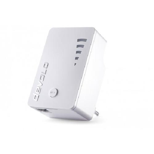 Devolo WiFi Repeater ac 867 Mbit/s Blanc photo du produit
