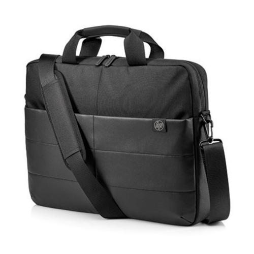 "HP 15.6"" Classic Briefcase sacoche d'ordinateurs portables 39,6 cm (15.6"") Malette Noir photo du produit"