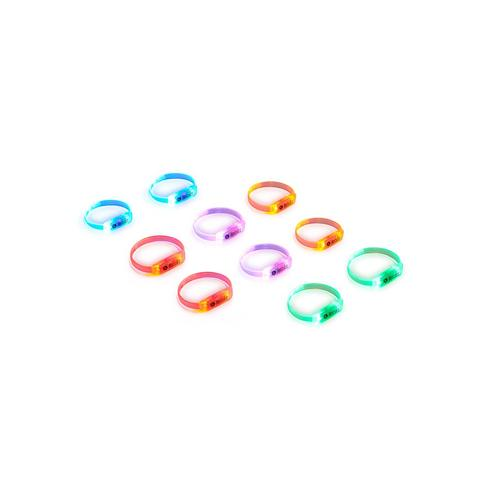 Hercules 4780878 bracelet Bleu, Vert, Orange, Violet, Rouge photo du produit