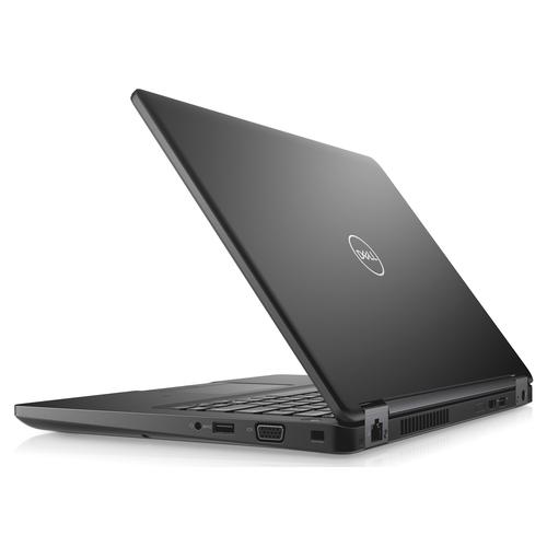 "DELL Latitude 5490 Noir Ordinateur portable 35,6 cm (14"") 1920 x 1080 pixels Intel® Core™ i5 de 8e génération i5-8350U 8 Go DDR4-SDRAM 256 Go SSD photo du produit  L"