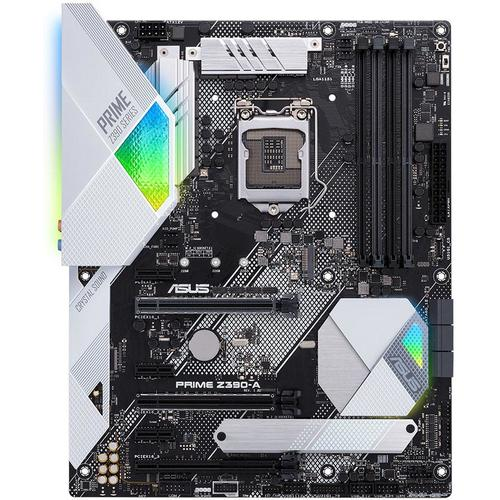 ASUS PRIME Z390-A carte mère LGA 1151 (Emplacement H4) ATX Intel Z390 photo du produit