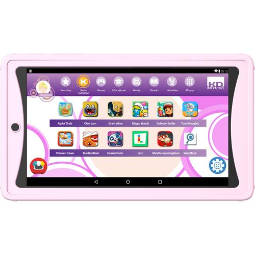 Kurio Tab Lite 8 Go Rose photo du produit