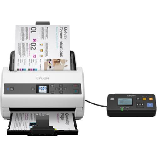 Epson WorkForce DS-870N photo du produit