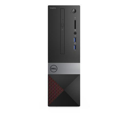 DELL Vostro 3471 Intel® Core™ i5 de 9e génération i5-9400 8 Go DDR4-SDRAM 256 Go SSD SFF Noir, Gris, Rouge PC Windows 10 Pro photo du produit