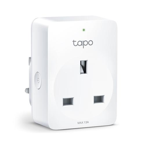 TP-LINK Tapo P100 Prise intelligente Blanc 2990 W photo du produit