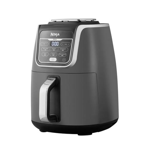 Ninja AF160 Unique 5,2 L Autonome 1750 W Friteuse d'air chaud Gris photo du produit