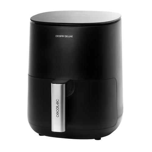 Cecotec Cecofry Deluxe Rapid Moon Unique 2,5 L Autonome 1400 W Friteuse d'air chaud Noir photo du produit