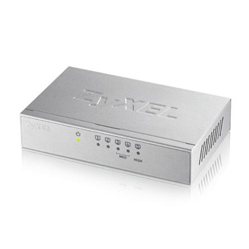 Zyxel GS-105B v3 Non-géré L2+ Gigabit Ethernet (10/100/1000) Argent photo du produit