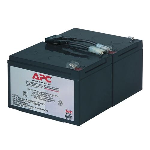 APC RBC6 Batterie de l'onduleur Sealed Lead Acid (VRLA) photo du produit