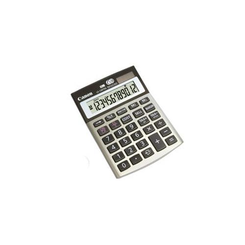Canon LS-120TSG calculatrice Bureau Calculatrice financière Or, Gris photo du produit