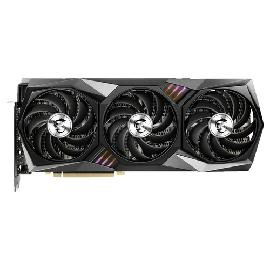 MSI RTX 3090 GAMING X TRIO 24G carte graphique NVIDIA GeForce RTX 3090 24 Go GDDR6X photo du produit