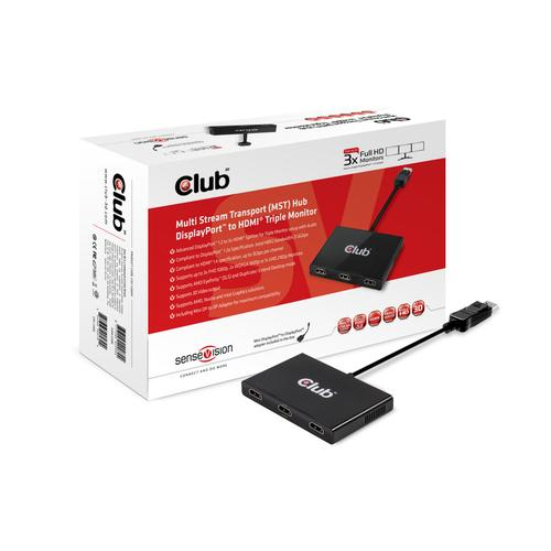 Club 3D CSV-5300H productfoto