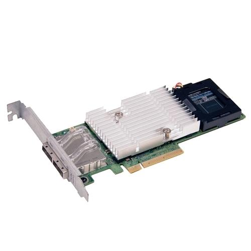 DELL 405-12193 RAID controller PCI Express x8 2.0 productfoto