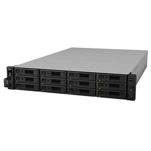 Synology RXD1215sas disk array Zwart productfoto