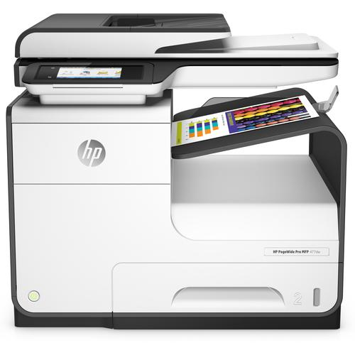 HP PageWide Pro 477dw Thermische inkjet 40 ppm 2400 x 1200 DPI A4 Wi-Fi productfoto