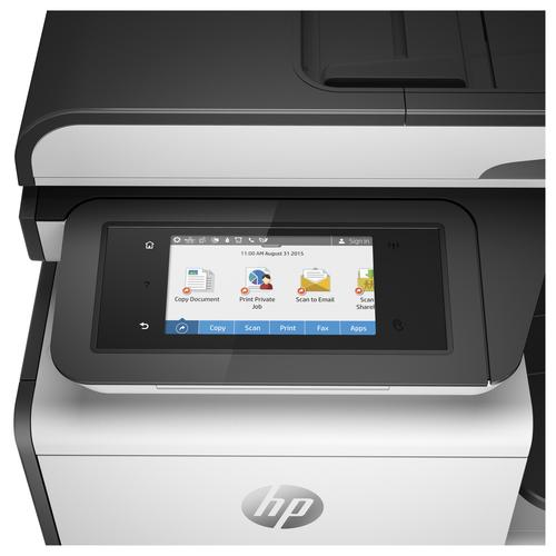 HP PageWide Pro 477dw Thermische inkjet 40 ppm 2400 x 1200 DPI A4 Wi-Fi productfoto  L