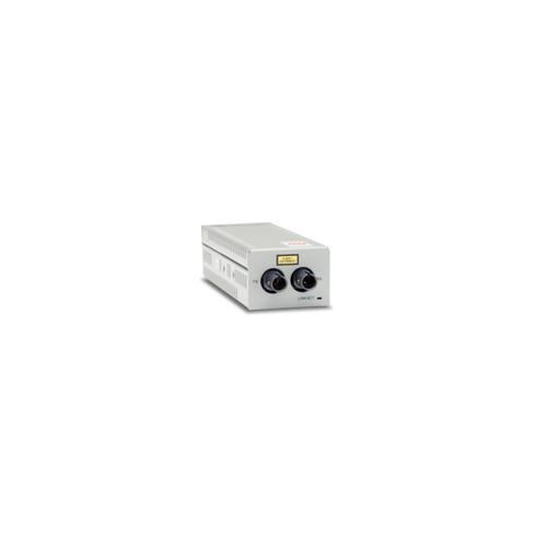 Allied Telesis AT-DMC100/ST-50 netwerk media converter 100 Mbit/s 1310 nm Multimode productfoto  L