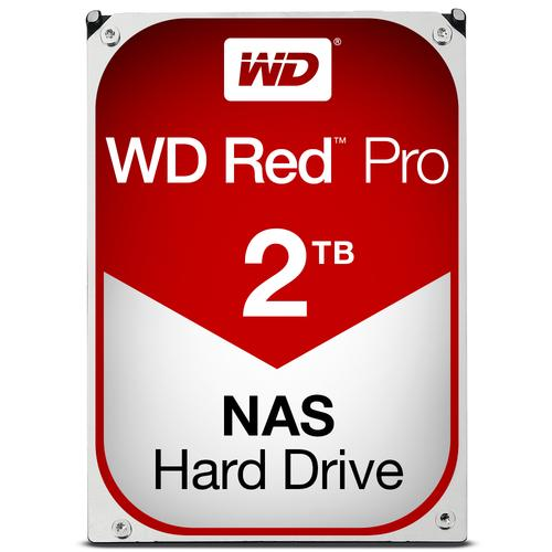 "Western Digital Red Pro 3.5"" 2000 GB SATA III productfoto"