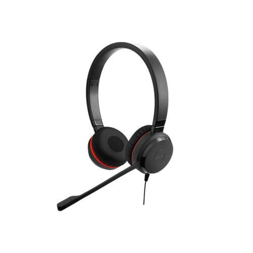 Jabra Evolve 30 II Headset Hoofdband 3,5mm-connector Zwart productfoto
