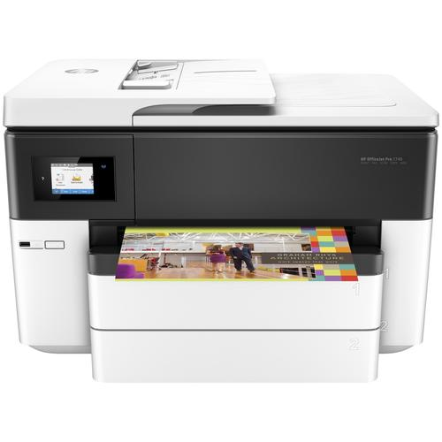 HP OfficeJet Pro 7740 Thermische inkjet 22 ppm 4800 x 1200 DPI A3 Wi-Fi productfoto